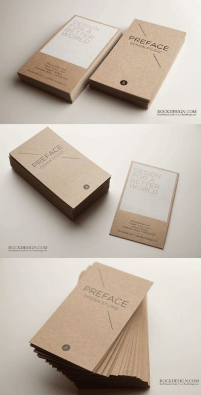 Business-Cards-Brown-Kraft