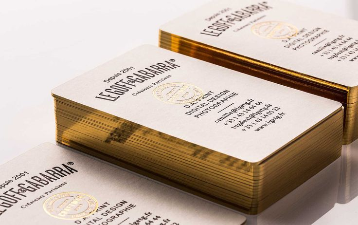 Business-Cards-Gold-Edge