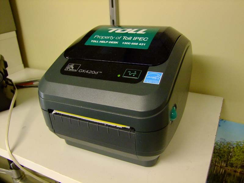 Label-Printer
