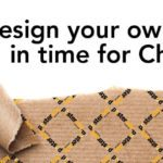 Design your own christmas wrapping paper