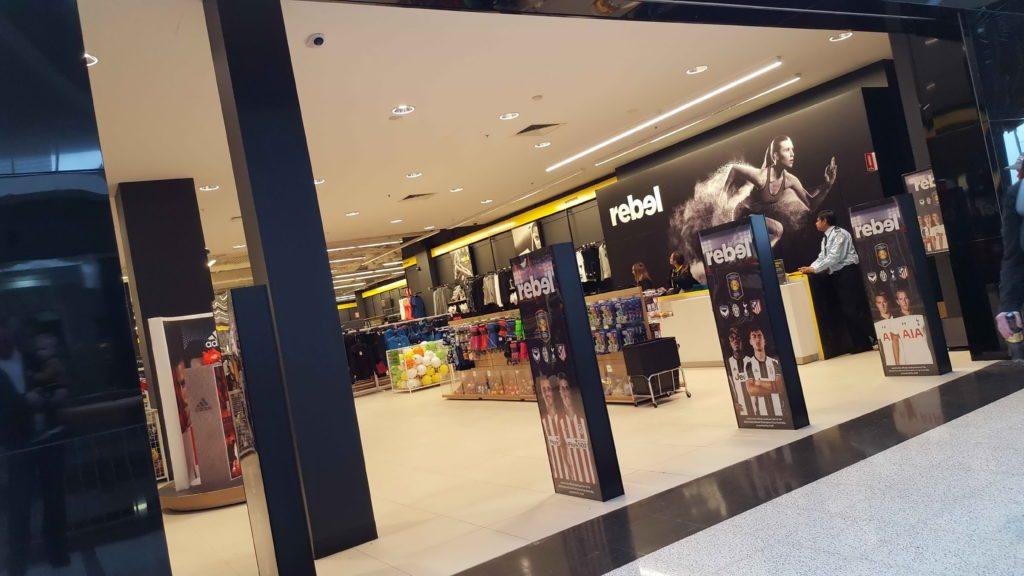 macarthur square shoe shops