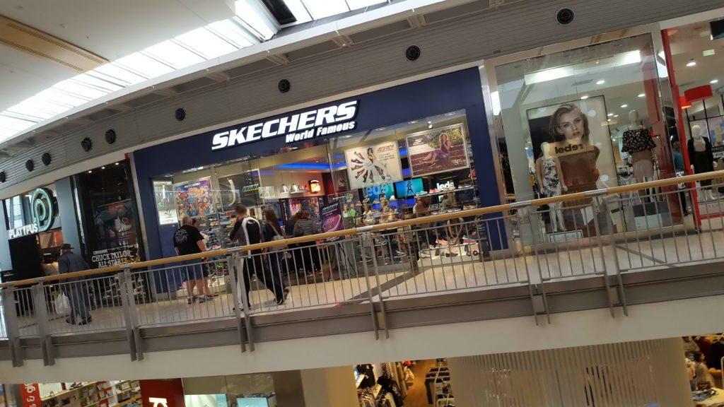 MacAurthur Square Shopfront Skechers