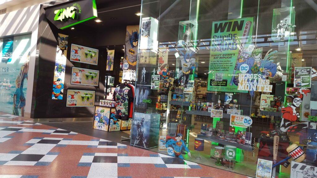 MacAurthur Square Shopfront Zing