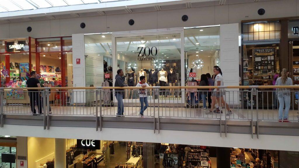 MacAurthur Square Shopfront Zoo