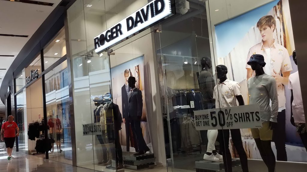 Roger David Shopfront Miranda November 2016