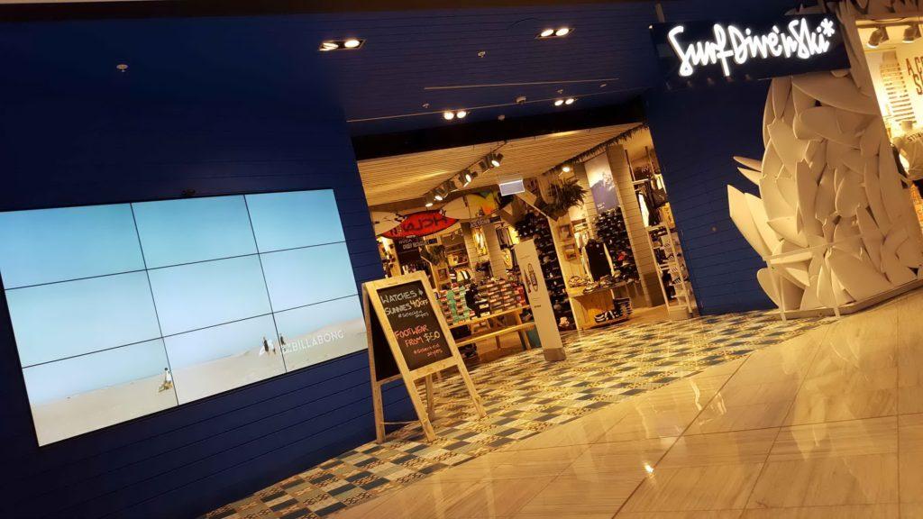 afbeef92f8623a Surf Dive N Ski Shopfront Miranda November 2016