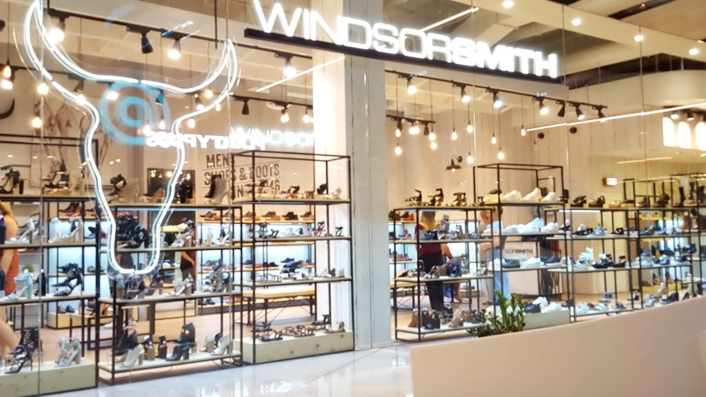 Windsor Smith Shopfront Miranda November 2016